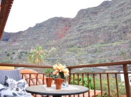 Gomera holiday rental views