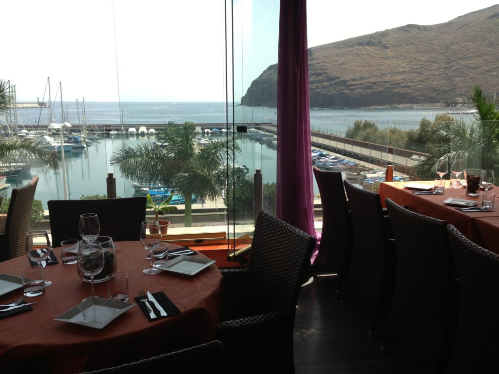 Caprichos de La Gomera Restaurant