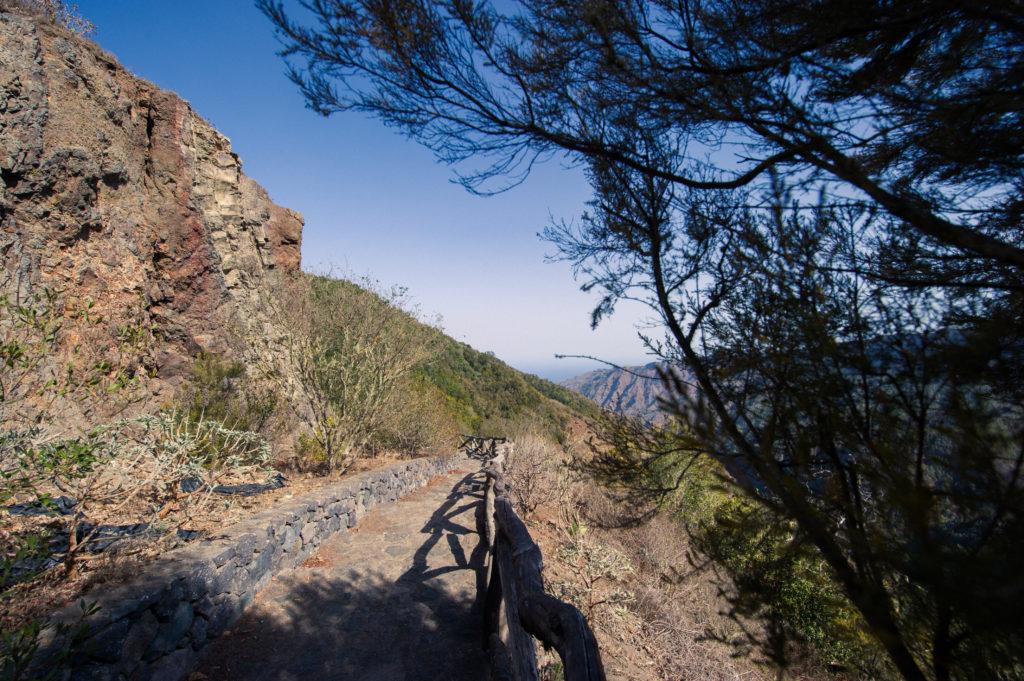 Trekking in La GOmera
