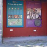 Information pannels / Paneles informativo