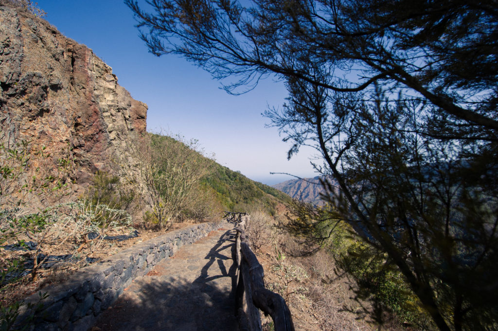 Senderismo Hiking Garajonay Gomera