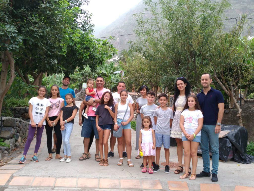 concurso Parque Etnográfico de La Gomera