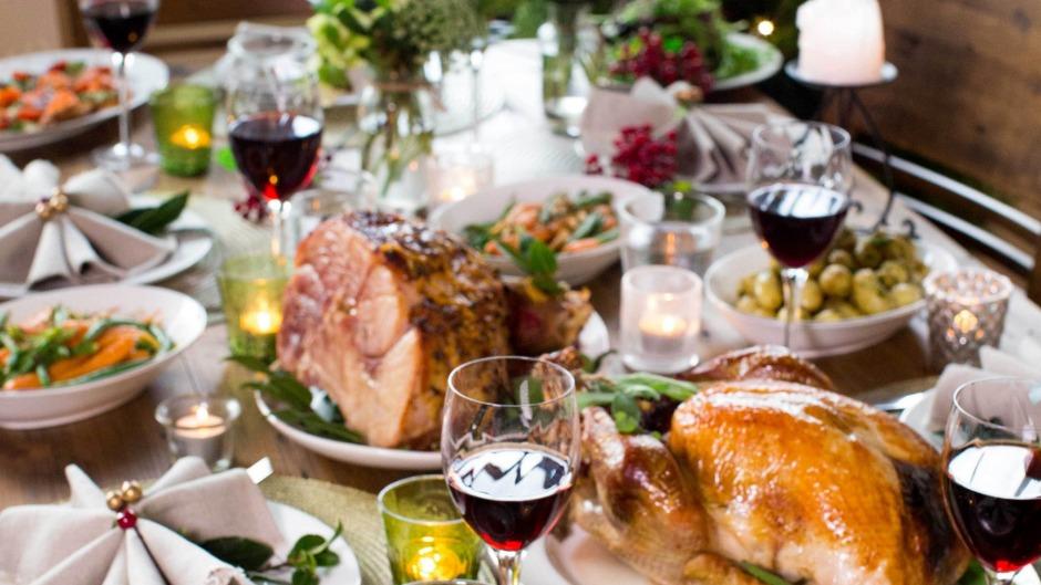 comida nochebuena christmas meal